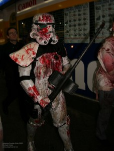Even Starwars Troopers can be zombies